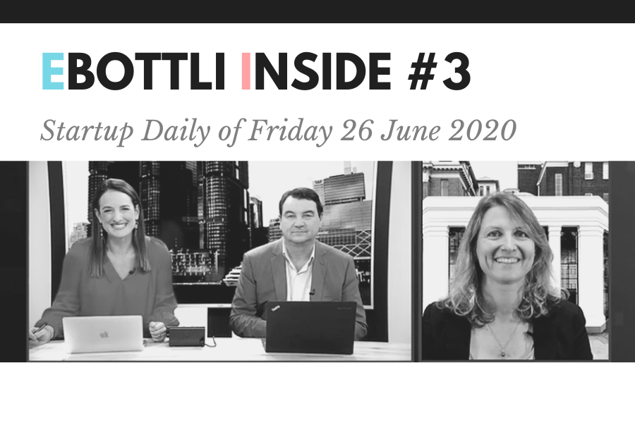 Bottli provide digital solutions for winegrowers and winemakers